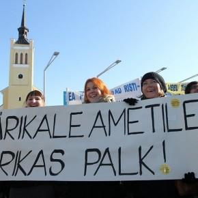 Palgatõus Eesti moodi, ehk kuidas Euroopa vaesemal riigil oma õpetajatel palka tõsta