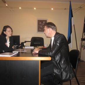 Annely Tahker Intervjuu koolijuhi Märt Sultsiga