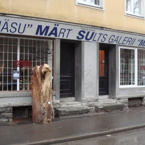 """LAHTISTE USTE PÄEVAD Tallinna Kunstigümnaasiumi  """"MÄSU""""  galeriis"""